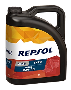Repsol Turbo THPD 15w40
